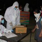 गुडगांव (हरियाणा) से रूद्रपुर लाए गए उत्तराखंड के 135 लोग